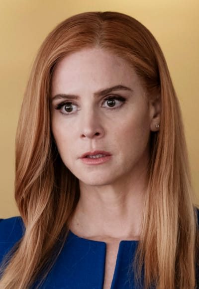 Donna Tries to Save Harvey - Suits Season 9 Episode 8