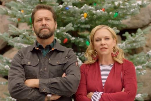 Admiring Their Work - Dear Christmas