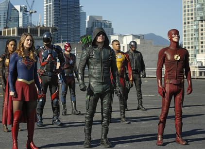 Watch DC's Legends of Tomorrow Season 2 Episode 7 Online