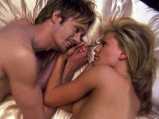 Eric and Sookie in Bed