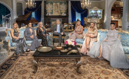 Watch The Real Housewives of New Jersey Online: Reunion 1