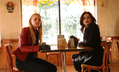 Leaving Storybrooke - Once Upon a Time