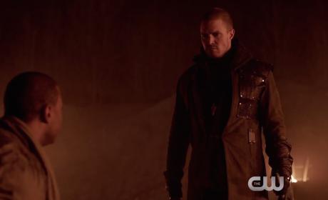 Oliver as Al Sah-Him - Arrow