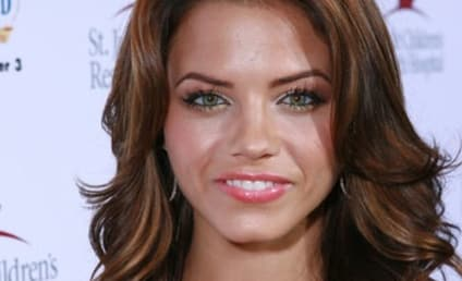 Jenna Dewan Steps Up to a Role on Melrose Place