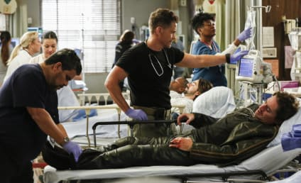 Code Black Season 3 Episode 4 Review: The Same as Air