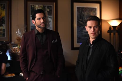 New Partners - Lucifer Season 3 Episode 22