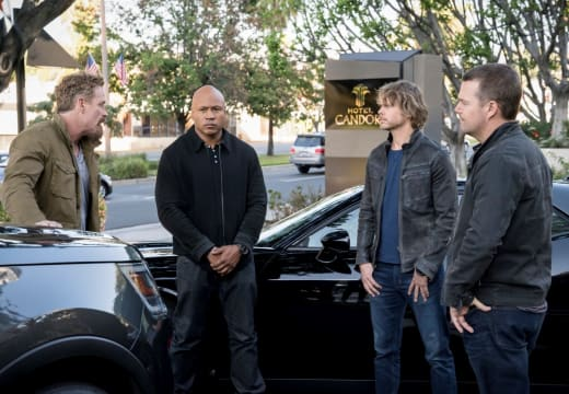 Unexpected Help - NCIS: Los Angeles Season 10 Episode 13