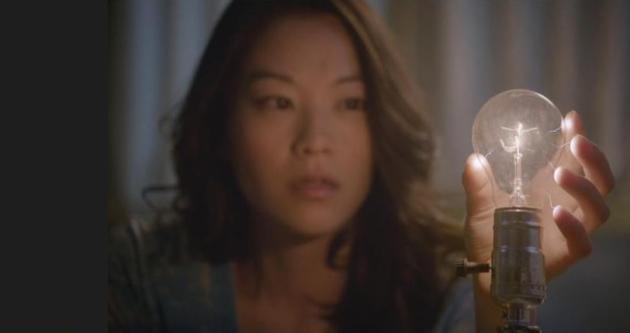 Kira Has Lighting Effect