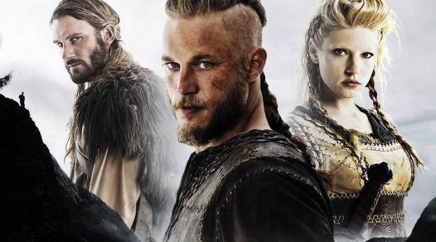 Vikings Season 2 Promo Pic