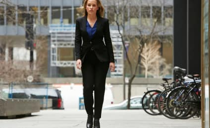Covert Affairs Season 5 Premiere Pics: Annie's Back!