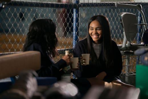 Bonding - Black Lightning Season 1 Episode 2