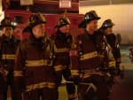 Bunking Together - Chicago Fire