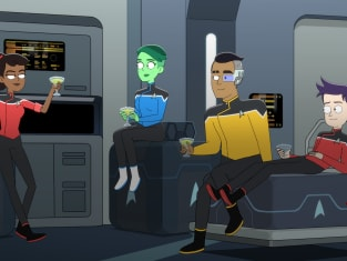 Buffer Time - Star Trek: Lower Decks