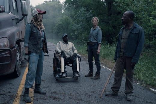 Pit Stop - Fear the Walking Dead Season 4 Episode 13