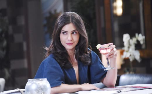 Evil Gabi - Days of Our Lives