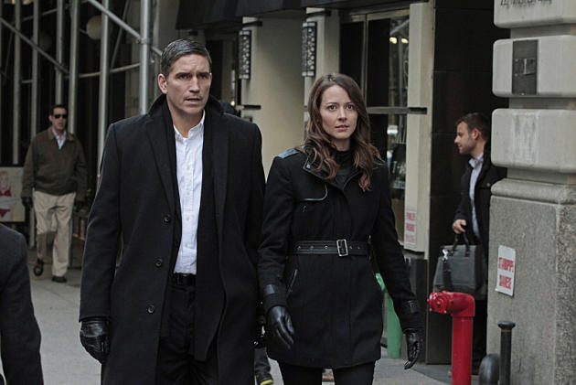 Reese and Root on the hunt