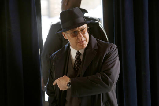 You mean my friend here? - The Blacklist Season 4 Episode 19
