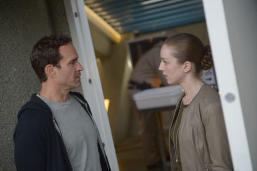Tracking Down the Abbie Leader - Wayward Pines