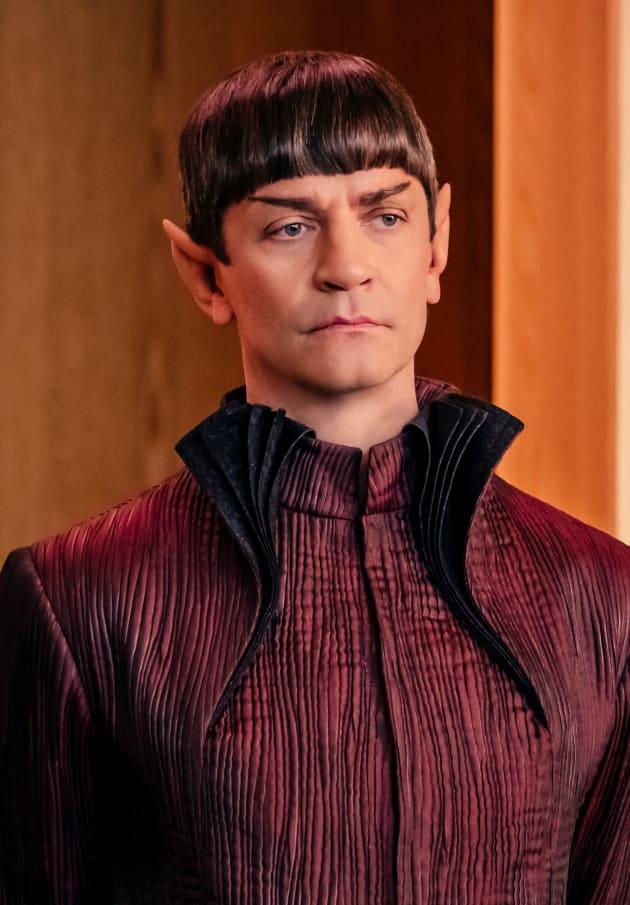 Sarek at the End - Star Trek: Discovery Season 1 Episode 15