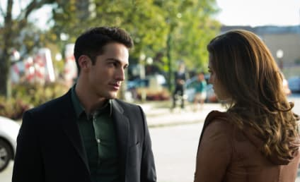The Vampire Diaries Review: O Holy Fright