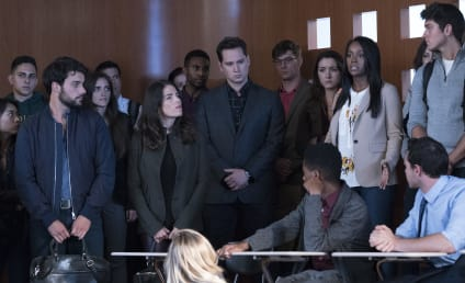 How to Get Away with Murder Season 5 Episode 1 Review: Your Funeral