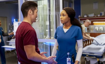 Watch Chicago Med Online: Season 3 Episode 19
