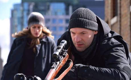 """The Strain Photos from """"The Assassin"""""""