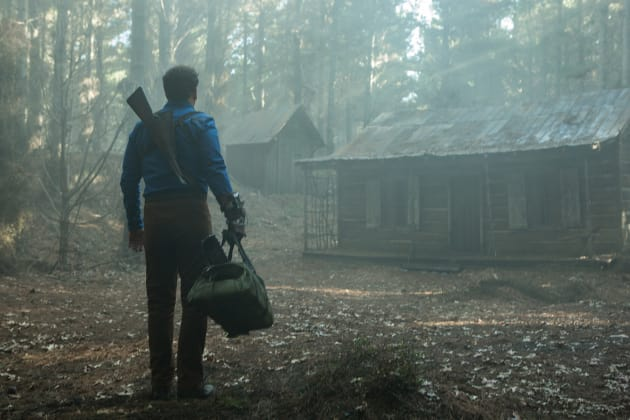 Home once again - Ash vs Evil Dead Season 2 Episode 9