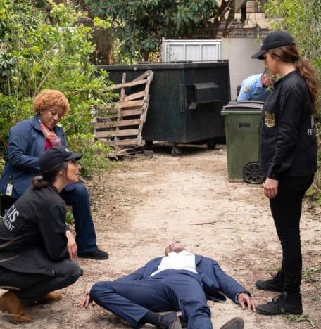 Unfortunate Winner - NCIS: New Orleans Season 5 Episode 20
