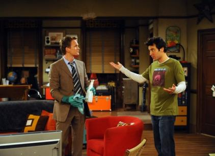 Watch How I Met Your Mother Season 4 Episode 12 Online