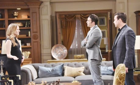 Chad Doubts Abby - Days of Our Lives