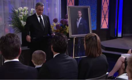 RIP {again} Adam - The Young and the Restless