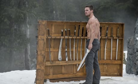 I'll Stand Here - Arrow Season 3 Episode 9