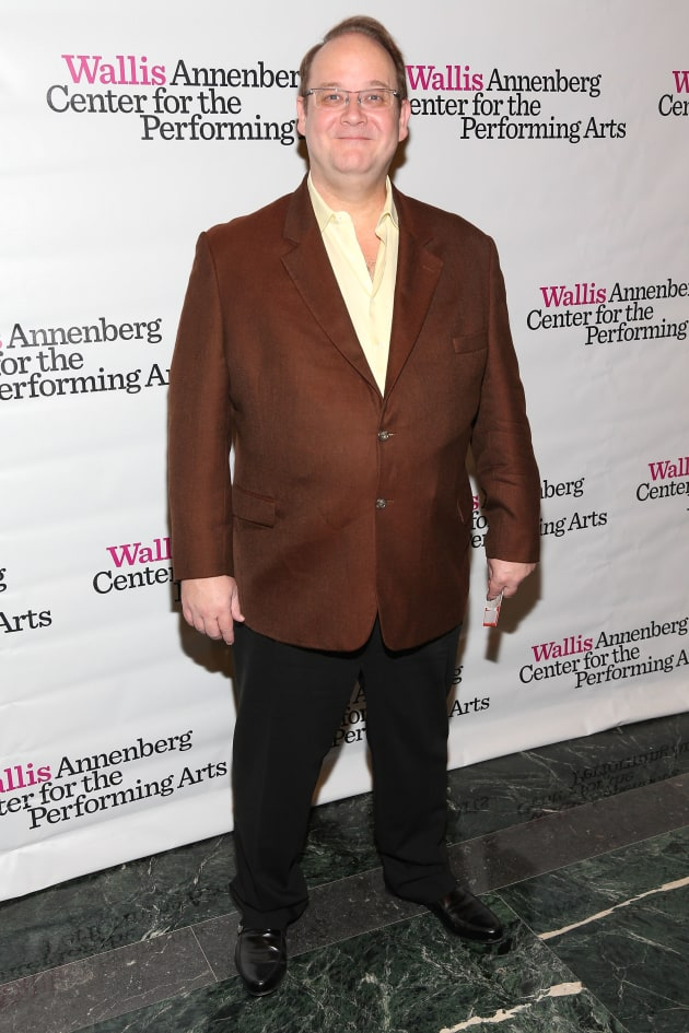 Marc Cherry Attends Opening Night