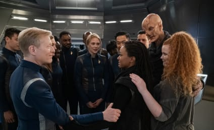 Star Trek: Discovery Season 3 Episode 3 Review: People of Earth