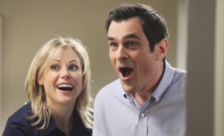 Phil Looks Surprised