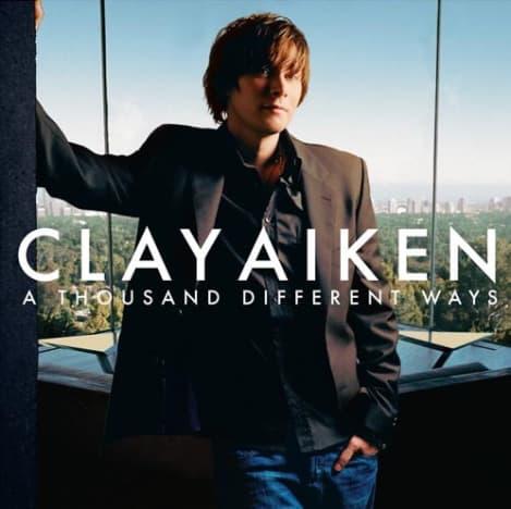 Clay Aiken Releases Long-Awaited New Album