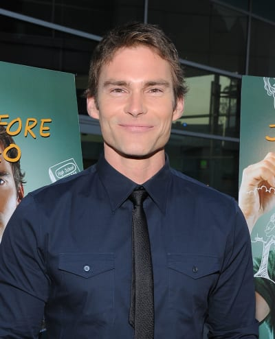 Seann William Scott Attends Event