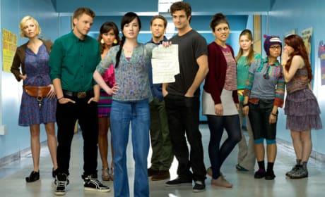 Awkward Cast Photo