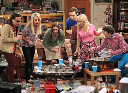 Watch The Big Bang Theory Season 6 Episode 23 Online