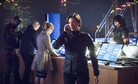 Disturbance - Arrow Season 4 Episode 21