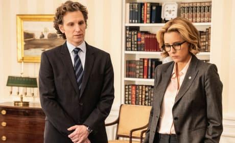 Looking Presidential - Madam Secretary Season 5 Episode 14