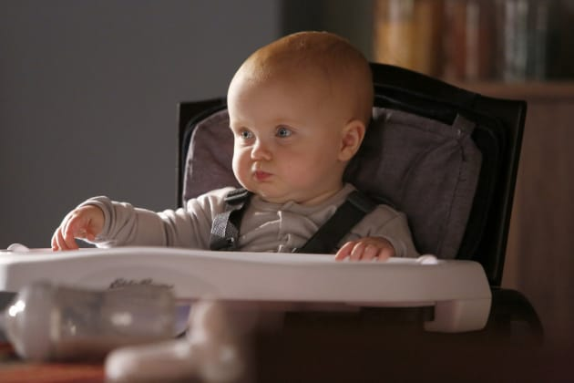 Cute baby Agnes - The Blacklist Season 4 Episode 12