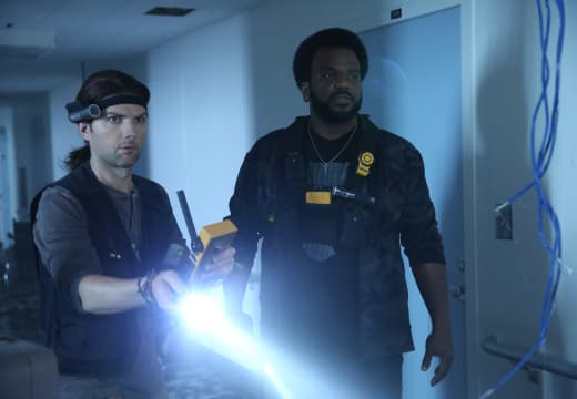 Paranormal TV - Ghosted