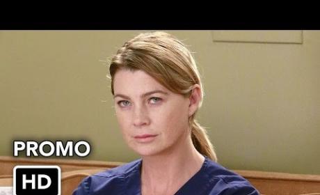 "Grey's Anatomy Promo: ""Falling Slowly"""