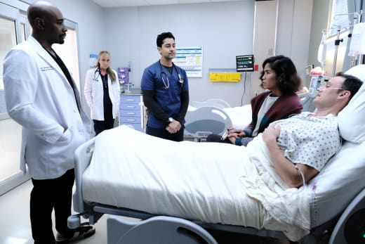 New Procedures  - The Resident Season 3 Episode 11