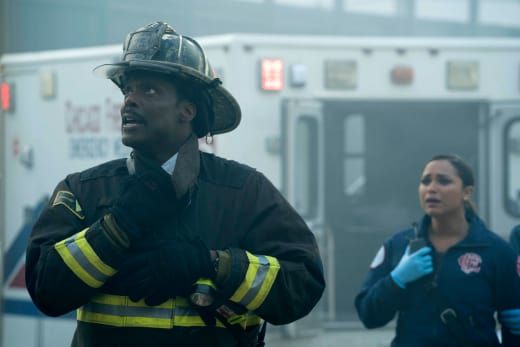 The Factory Fire - Chicago Fire