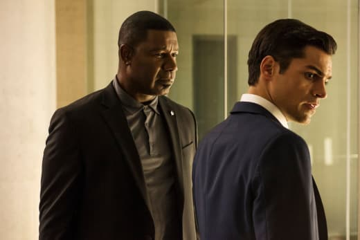 Tension between Ben and Julian - Incorporated Season 1 Episode 7