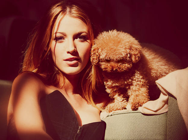 Blake with Penny
