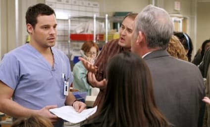 Grey's Anatomy Caption Contest XLIII